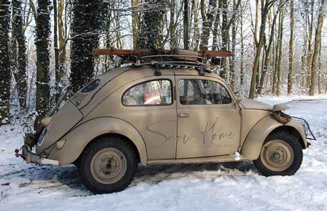 llegar en coche a sierra nevada