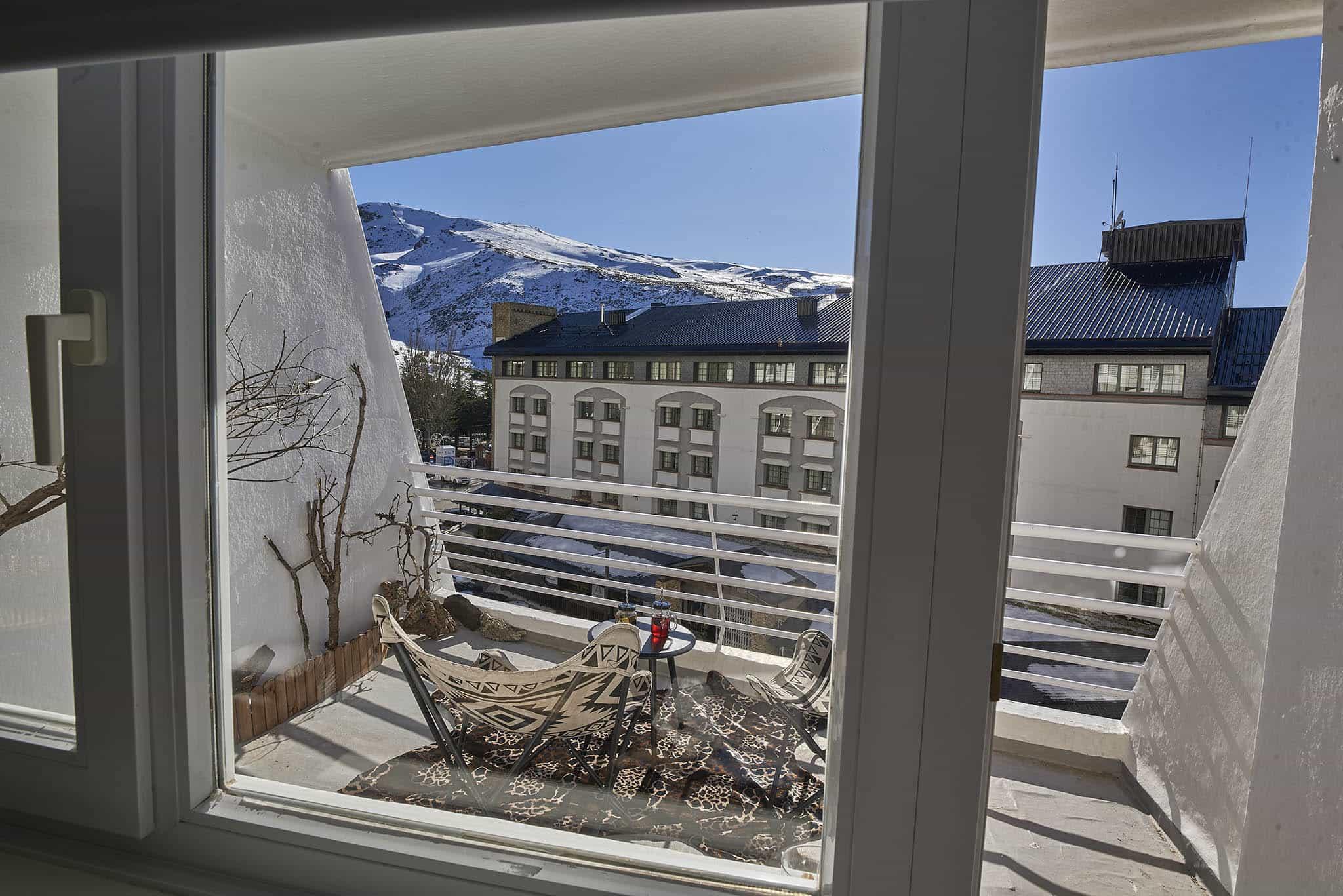 Terraza Snow Home